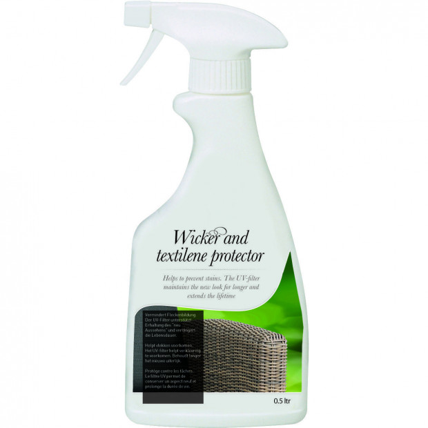 Spray protecteur pour textiles et meubles tressés 0.5l collection Pelders