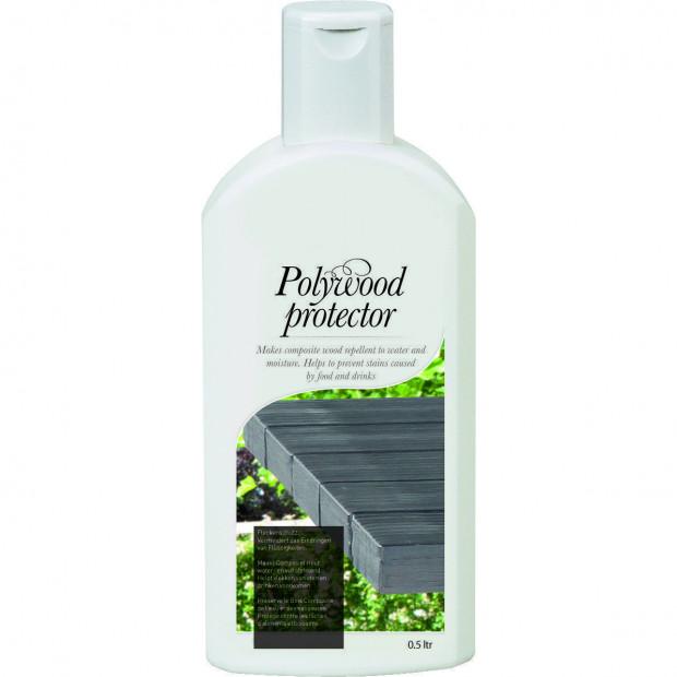 Soin protecteur pour mobilier de jardin en Polywood 0.5L collection Pelders