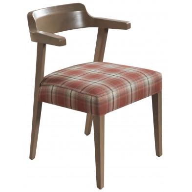 Chaise enfant Marron Design en Bois mdf 50 cm de largeur collection Marthijs