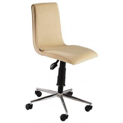 Chaise enfant Blanc Design en Bois mdf 90 cm de largeur collection Laredonda