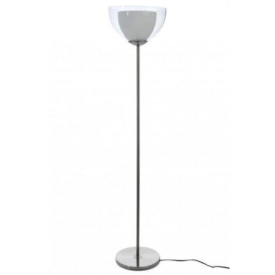 Lampadaire blanc en collection Leushuis