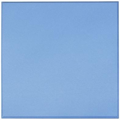 Toiles et tableaux bleu design en polyester L. 60 x P. 3 x H. 60 cm collection Ragged
