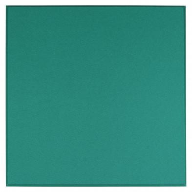 Toiles et tableaux vert design en polyester L. 60 x P. 3 x H. 60 cm collection Ragged