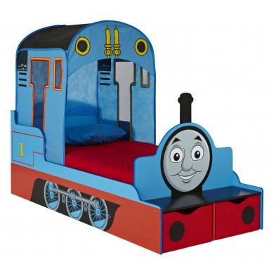 Lit pour enfant 70x140 cm Thomas le train collection Charona