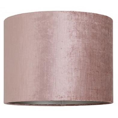 Abat-jour rose design en polyester, L. 50 x P. 50 x H. 38 cm collection Philou Richmond Interiors Richmond Interiors