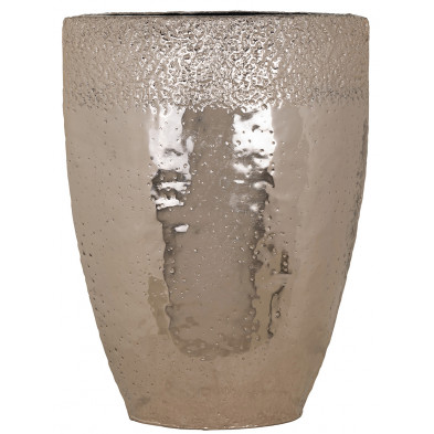 Vase or design en aluminium collection Blythe L. 45 x P. 19 x H. 60 cm Richmond Interiors Richmond Interiors