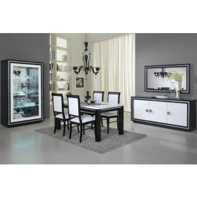 Salle à manger complète blanc design collection Zuidschermer