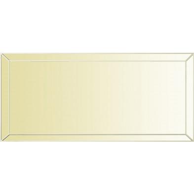 Miroir pour bahut design bronze  fumé 176.5 x 5 x 71.5cm collection Lexus