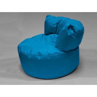 Poire et coussin relax bleu  collection Stlouis