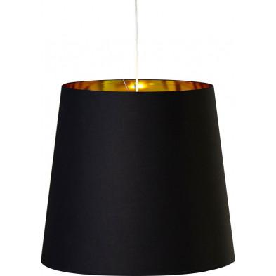 Lampe suspendue 41 cm coloris noir design collection Ernonheid